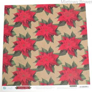 PAPIER DO SCRAPBOOKINGU 30X30CM CHRISTMAS TIME 3